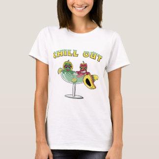 T-shirt Refroidissez la margarita