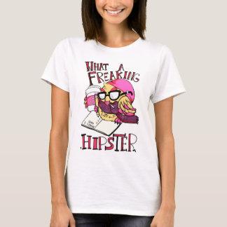 T-shirt Regardez ce hippie Freaking