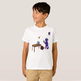 T-shirt Regardez, je suis un poisson de vol