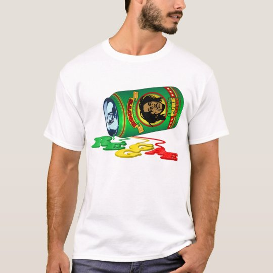 T-shirt Reggae flavors