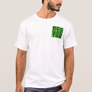 T-shirt Reggaeton, genre de musique