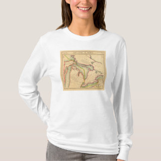 T-shirt Région 42 de Great Lakes