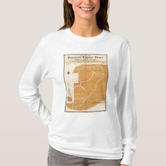 T-shirt Région agréable de vallée, Oroville, la Californie