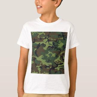T-shirt Région boisée Camo