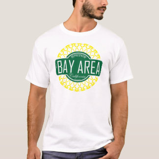 T-shirt Région de baie