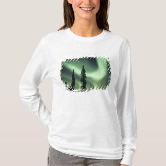 T-shirt Région des Etats-Unis, Fairbanks, Alaska central,