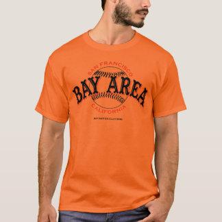 T-shirt Région SF de baie