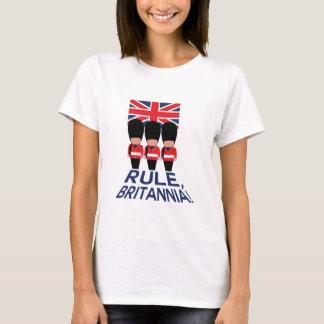 T-shirt Règle Britannia