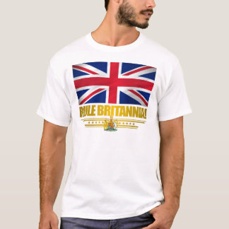 T-shirt Règle Britannia ! Chemises