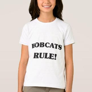 T-shirt Règle de chats sauvages