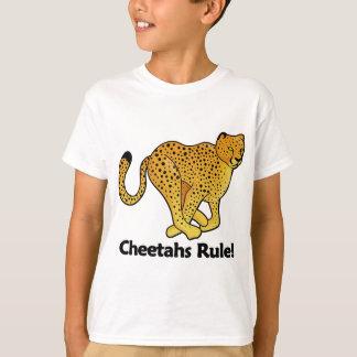 T-shirt Règle de guépards !
