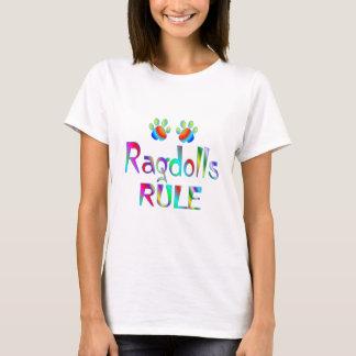 T-shirt Règle de Ragdolls