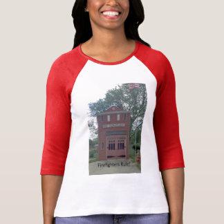 T-shirt Règle de sapeurs-pompiers !
