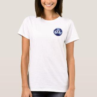 T-shirt Règle de sécurité de zombi de patrie # 1 cardio-
