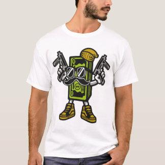 T-shirt Règles d'argent liquide