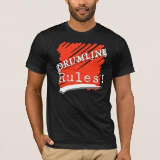 T-shirt Règles de Drumline
