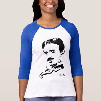 T-shirt Règles de Nikola Tesla ! Noir