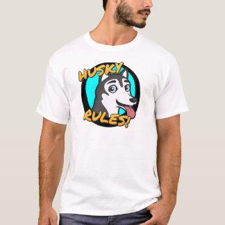 T-shirt Règles enrouées !