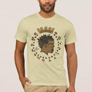 T-shirt Règles originales (nation tri/crème)
