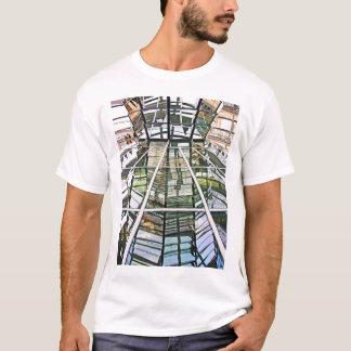 T-shirt Reichstag/Bundestag, intérieur, Berlin (r25pst)
