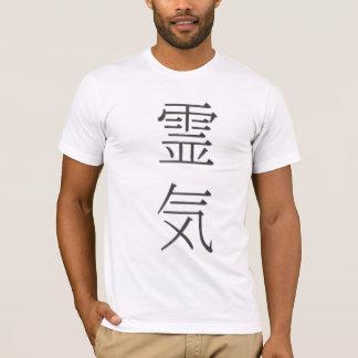 T-shirt Reiki et chemise d'idiome