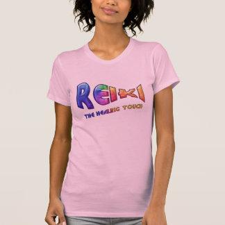 T-shirt Reiki - le contact curatif
