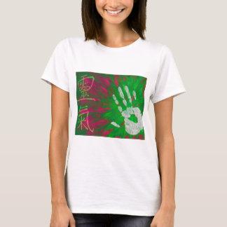 T-shirt Reiki - main de Healings