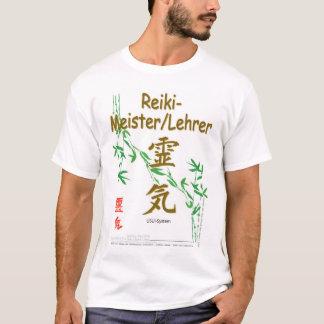 T-shirt Reiki Meister