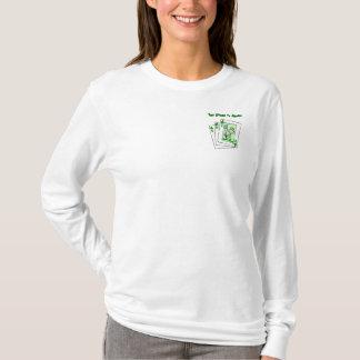 T-shirt Reine de chimio