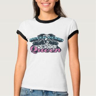 T-shirt Reine de Derby de rouleau