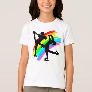 T-SHIRT REINE DE PATINAGE ARTISTIQUE