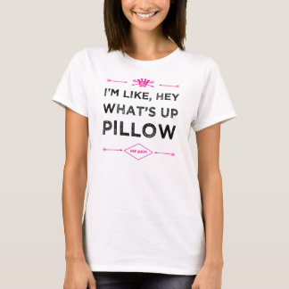 T-shirt Reine de petit somme