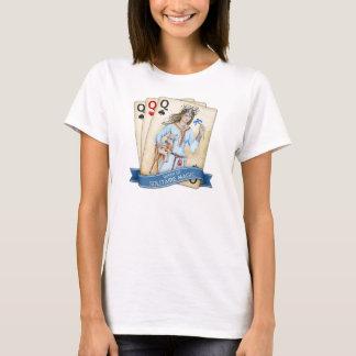 T-shirt Reine de SOLITAIRE