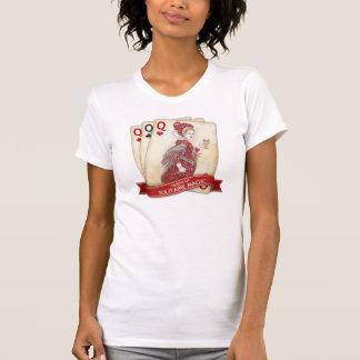 T-shirt Reine de SOLITAIRE (Bathory)