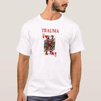 T-shirt Reine de traumatisme