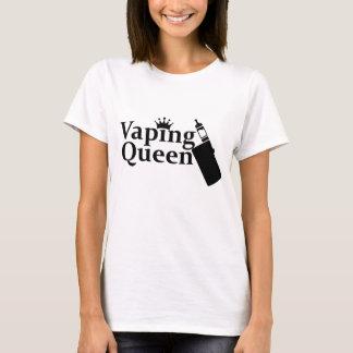 T-shirt Reine de Vaping