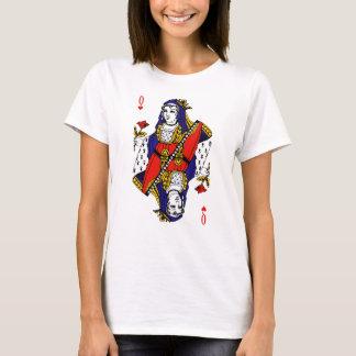 T-shirt Reine des coeurs