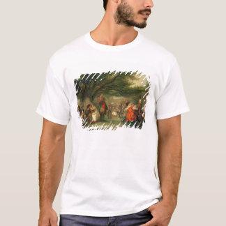 T-shirt Réjoissances de village