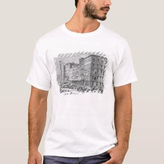 T-shirt Relèvement d'un bloc de bâtiments Chicago