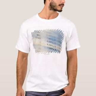 T-shirt Relevés bancaires