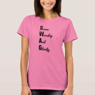 T-shirt religieux chrétien de BUTIN
