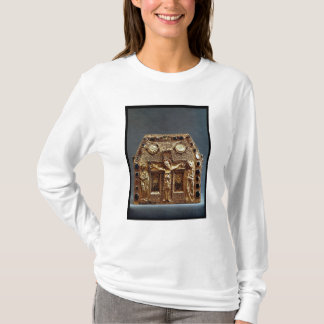 T-shirt Reliquaire de roi de Pepin I de l'Aquitaine