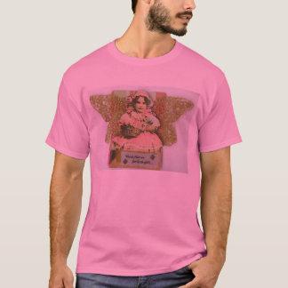 T-shirt Remerciez le ciel de petites filles ! Dentelez la