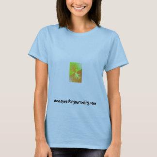 T-shirt Remettez en cause votre réalité