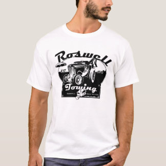 T-shirt Remorquage de Roswell