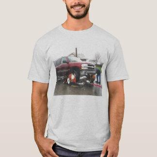 T-shirt Remorquage d'ouvrier