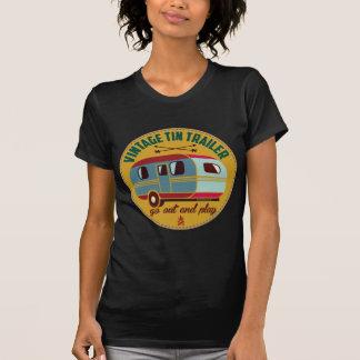 T-shirt Remorque vintage/T-shirts vintages de campeur
