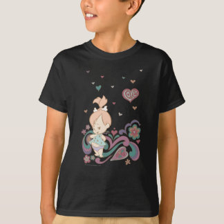 T-shirt Remous d'amour de PEBBLES™