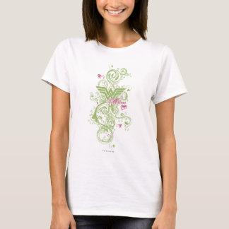 T-shirt Remous de maman de merveille