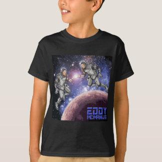 T-shirt Remous McManus - singularité de l'espace